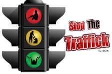 Stop The Traffick Walk/Run registration logo