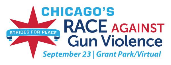 Strides for Peace registration logo