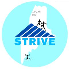 STRIVE for 5- Virtual 5K registration logo