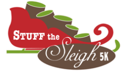 Stuff the Sleigh 5K Run/Walk - Mount Pleasant, WI registration logo