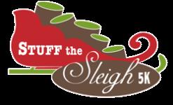 Stuff the Sleigh 5K Run/Walk - Caledonia, WI registration logo