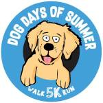 Subaru of Fort Wayne Dog Days of Summer 5K Walk & Run registration logo