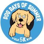 Subaru of Fort Wayne Dog Days of Summer 5K Walk & Run registration logo