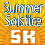 Summer Solstice 5K registration logo