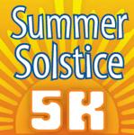 Summer Solstice 5K registration logo