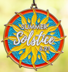 Summer Solstice 6.21 Mile - Clearance from 2018 registration logo
