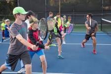 Summer Tennis registration logo
