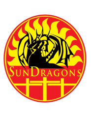 SunDragons Virtual Race Fundraiser registration logo