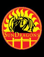 SunDragons Virtual Race Fundraiser registration logo