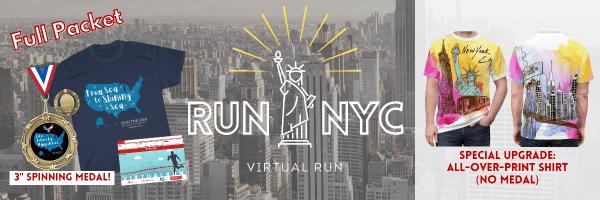 Sunrise Hybrid Small Group Run NYC registration logo