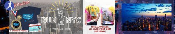Sunrise Marathon Hybrid NYC 2021 registration logo