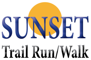 Sunset Trail Run Walk registration logo