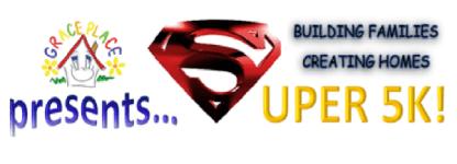 Super 5K registration logo