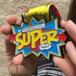 Super Dad 5K - Clearance from 2016 registration logo