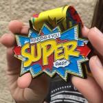 Super Dad 5K - Clearance from 2016 registration logo