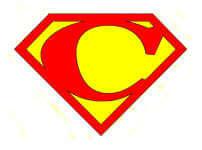Super Hero Fun 5k & Kiddie Quarter Mile Run registration logo