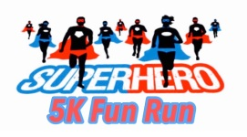 Superhero registration logo