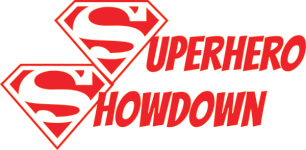 Superhero Showdown registration logo