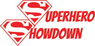 Superhero Showdown registration logo