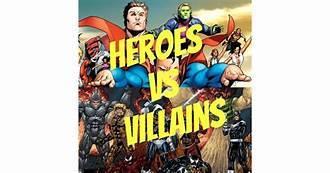 Superheroes vs. Villains 5K PA  registration logo