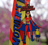 SuperMom 5K - Clearance registration logo