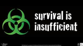 Survival is Insufficient registration logo