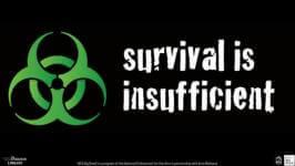 Survival is Insufficient registration logo