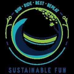 Sustainable FUN Run & Ride registration logo
