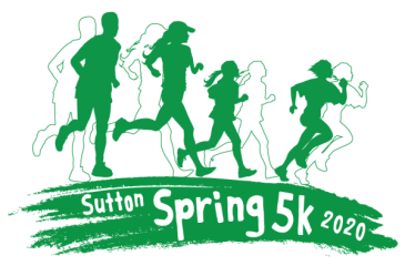 Sutton Spring 5k registration logo