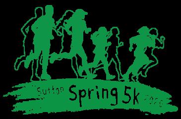 Sutton Spring 5k registration logo