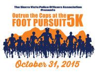 SVPOA Foot Pursuit 5K/10K registration logo