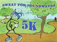 Sweat For Soundwaves registration logo