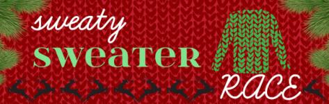 Sweaty Sweater  registration logo