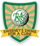 Sweeney's Swing For A Cure 5K registration logo