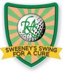 Sweeney's Swing For A Cure 5K registration logo