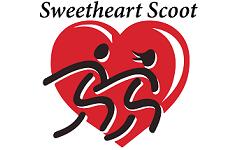 Sweetheart Scoot Virtual 5K registration logo