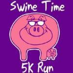Swine Time 5K Run registration logo