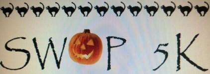SWOP Halloween 5K Costume Run/Walk registration logo