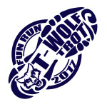 T-Wolf Trot registration logo