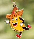 Taco Trot 5K & 10K registration logo