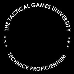 Tactical Games University Arizona at Ben Avery registration logo