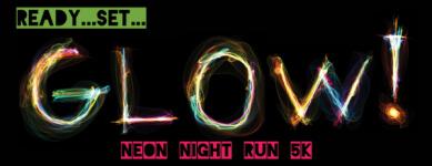 Take Back the Night in NEON registration logo
