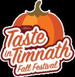 Taste in Timnath Scarecrow 5K registration logo