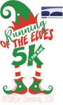 Tate Ornamental Running of the Elves registration logo