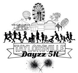 Taylorsville Dayzz registration logo