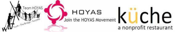 Team HOYAS Community Center 5K Run & Walk registration logo