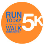 5k run/walk to benefit Matt's Promise registration logo
