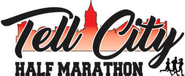 Tell City Half Marathon registration logo