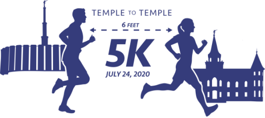 Temple to Temple Run registration logo