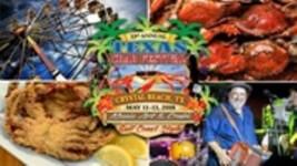 Texas Crab Festival 5K/1K registration logo